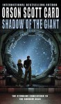Shadow of the Giant (Shadow Series, #4) - Orson Scott Card