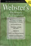 Webster's 2 in 1 Dictionary and Thesaurus - Landoll Inc.