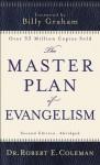 Master Plan of Evangelism, The - Robert E. Coleman, Billy Graham