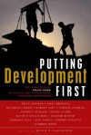 Putting Development First: The Importance of Policy Space in the WTO and IFIs - Kevin Gallagher