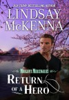Return of a Hero (Morgan's Mercenaries: Love and Glory #3) - Lindsay McKenna