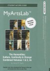 The New Myartslab with Etext -- Standalone Access Card -- For Humanities: Culture, Continuity and Change, (All Volumes) - Henry M. Sayre
