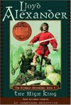 The Prydain Chronicles Book Five: The High King (The Chronicles of Prydain) - Lloyd Alexander, James Langton