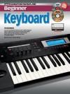 11813 - Progressive Beginner Keyboard - Book/CD/DVD - Gary Turner, Peter Gelling