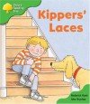 Kipper's Laces - Roderick Hunt, Alex Brychta