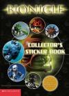 Bionicle Collector's Sticker Book - Greg Farshtey