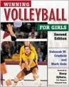 Winning Volleyball for Girls - Deborah Crisfield, Mark Gola