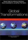 Global Transformations: Politics, Economics, and Culture - David Held, David Goldblatt, Anthony G. McGrew, Jonathan Perraton