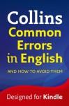 Collins Common Errors in English - Collins