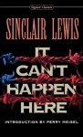 It Can't Happen Here - Sinclair Lewis, Perry Meisel