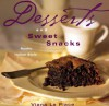 Desserts and Sweet Snacks: Rustic Italian Style - Viana La Place, Deborah Jones
