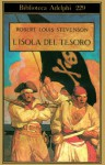 L'isola del tesoro - Lodovico Terzi, Robert Louis Stevenson, N.C. Wyeth