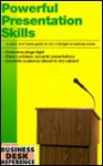 Powerful Presentation Skills: A Quick and Handy Guide for Any Manager or Business Owner - Career Press