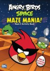 Angry Birds Space Mazes-Maze Mania - Modern Publishing