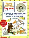 Word Family Sing-Along Flip Chart & CD: 25 Fun Songs Set to Your Favorite Tunes That Build Phonemic Awareness and Teach the Top Word Families - Teddy Slater