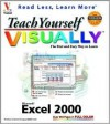 Teach Yourself Microsoft Excel 2000 Visually - Ruth Maran, Kelleigh Wing