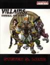 Villains, Vandals And Vermin (Champions) - Steven S. Long