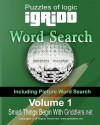 Igridd Word Search: Including Picture Word Search - Tomas Rehak, Eli Maor