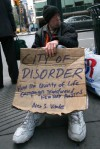 City of Disorder: How the Quality of Life Campaign Transformed New York Politics - Alex Vitale