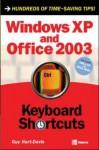 Windows Xp And Office 2003: Keyboard Shortcuts - Guy Hart-Davis