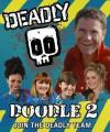 Deadly Doodle Book: Book 2 - Steve Backshall