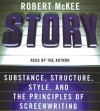 Story CD: Style, Structure, Substance, and the Principles of Screenwriting - Robert McKee