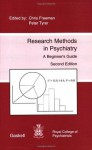 Research Methods Psychiatry - Chris Freeman, Peter Tyrer
