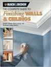 The Complete Guide to Finishing Walls & Ceilings - Tom Lemmer