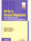MCQ In Dental Materials - Satish Chandra, Shaleen Chandra, Girish Chandra