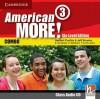 American More! Six-Level Edition Level 3 Class Audio CD - Herbert Puchta, Jeff Stranks, Günter Gerngross