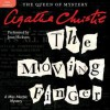 The Moving Finger (Audio) - Joan Hickson, Agatha Christie