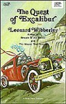 The Quest of Excalibur - Leonard Wibberley, Cathy Hill