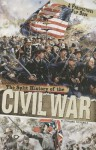 The Split History of the Civil War: A Perspectives Flip Book (Perspectives Flip Books) - Stephanie Fitzgerald