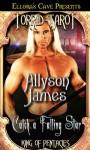 Catch a Falling Star (Torrid Tarot Series) - Allyson James
