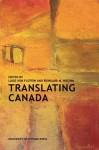 Translating Canada - Luise von Flotow, Reingard M. Nischik