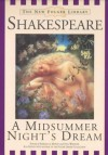 A Midsummer Night's Dream (The New Folger Library Shakespeare) - Paul Werstine, William Shakespeare