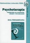 Psychoterapia - Aleksandrowicz Jerzy - Jerzy Aleksandrowicz
