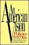 An American Vision - Edward H. Crane, David Boaz