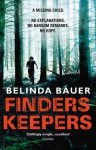Finders Keepers - Belinda Bauer