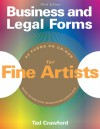 Business And Legal Forms for Fine Artists - Tad Crawford