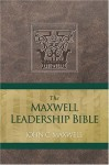 The Maxwell Leadership Bible –New King James Version - John C. Maxwell, Anonymous