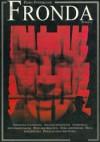 Fronda nr 4/5 wiosna-lato 1995. Odkłamać Chile - Redakcja kwartalnika Fronda
