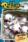 First Contact (Rabbids Invasion: Case File #1) - David Lewman, Patrick Spaziante
