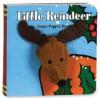 Little Reindeer: Finger Puppet Book - Chronicle Books, Klaartje Van Der Put