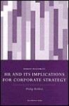 HR and Its Implications for Corporate Strategy - Philip Holden