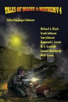 Tales of Masks & Mayhem V4 - Tom Johnson, Frank Johnson, Ginger Johnson