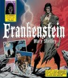 Frankenstein: A Classic Pop-Up Tale - Claire Bampton, Anthony Williams, David Hawcock, Mary Shelley