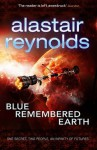 Blue Remembered Earth (Poseidon's Children #1) - Alastair Reynolds