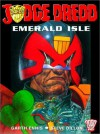 Judge Dredd: Emerald Isle (Judge Dredd) - Garth Ennis, Ian Gibson, Steve Dillon