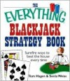 The Everything Blackjack Strategy Book - tom Hagen, Sonia Weiss